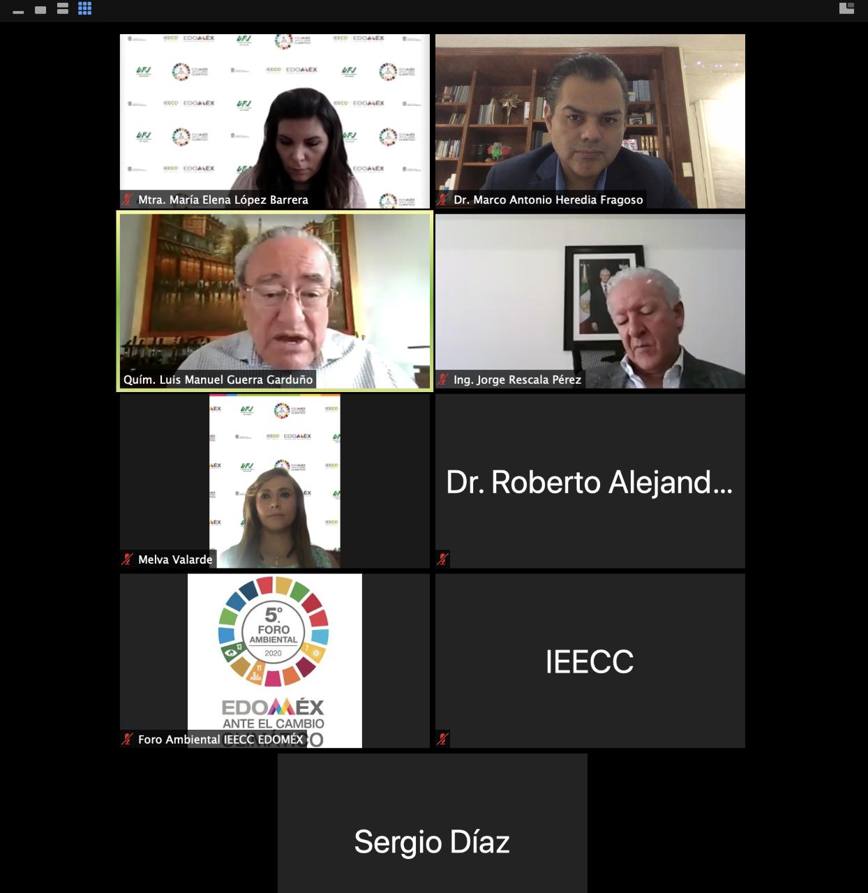 Semana Mundial del Medio Ambiente el INECC participa en el 5° Foro Ambiental Edomex ante el Cambio Climático
