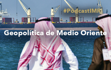 """Programa de radio """"Geopolítica de Medio Oriente"""""""