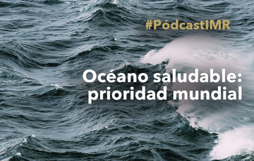 """Programa de radio """"Océano saludable: prioridad mundial"""""""