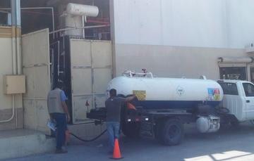 Atención a Emergencias Químicas con presencia de Amoníaco