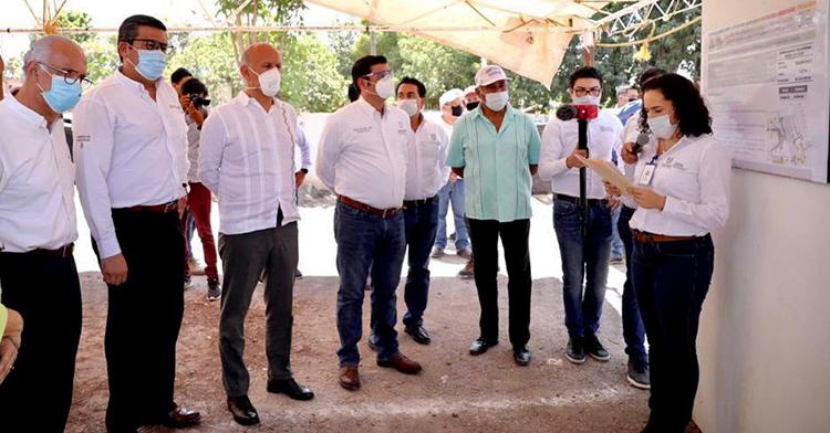 El INSABI apoya a Nayarit en la construcción y equipamiento del Hosp Gral Tepic, el Hosp de la Mujer y rehabilitación de centros de salud