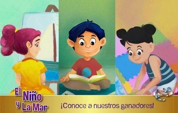 """Conoce los ganadores del XLIII Concurso Nacional de Pintura Infantil """" El Niño y La Mar"""""""