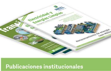 Publicaciones periódicas del INEEL que contribuyen a la difusión de sus desarrollos tecnológicos.