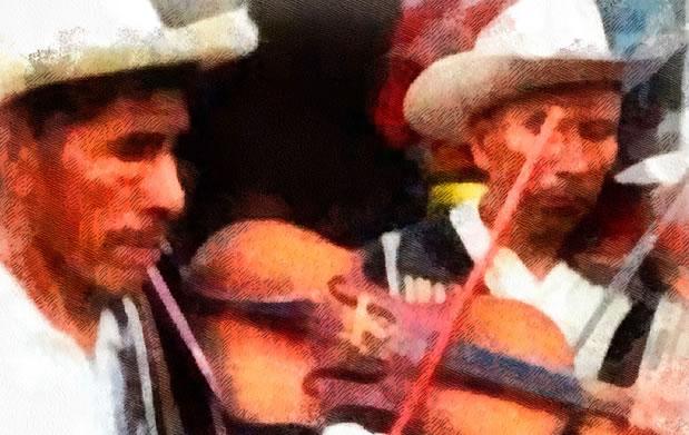 Fonograma: Sones de Costumbre Nahuas. Sonidos del México profundo.