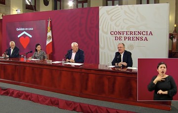 El Dr. Luis Rodríguez comentó que en el mundo se consumen cultivos evaluados por el Instituto