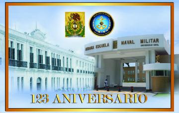 Vieja y nueva Escuela Naval Militar