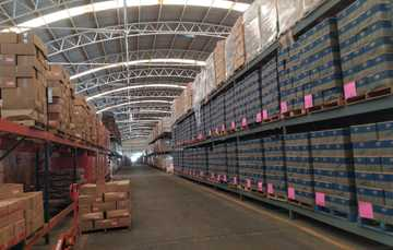 Abastece DICONSA Culiacán 55 mil despensas a DIF Sinaloa