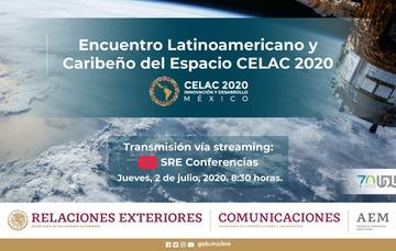 Encuentro Latinoamericano y Caribeño del Espacio