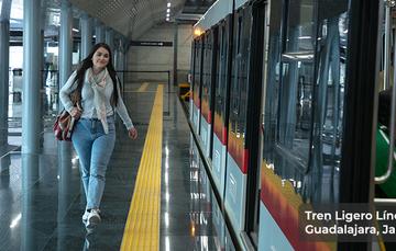 Por medio del Protram, entidades del sector público y privado pueden acceder a apoyos financieros para invertir en proyectos de infraestructura de transporte masivo.
