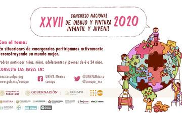 Concurso Nacional de Dibujo y Pintura Infantil y Juvenil 2020