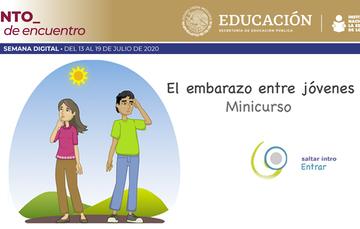 Minicursos para educandos y público en general