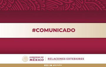 El secretario de Relaciones Exteriores, Marcelo Ebrard, participa en la 17ª reunión de Cancilleres de MIKTA
