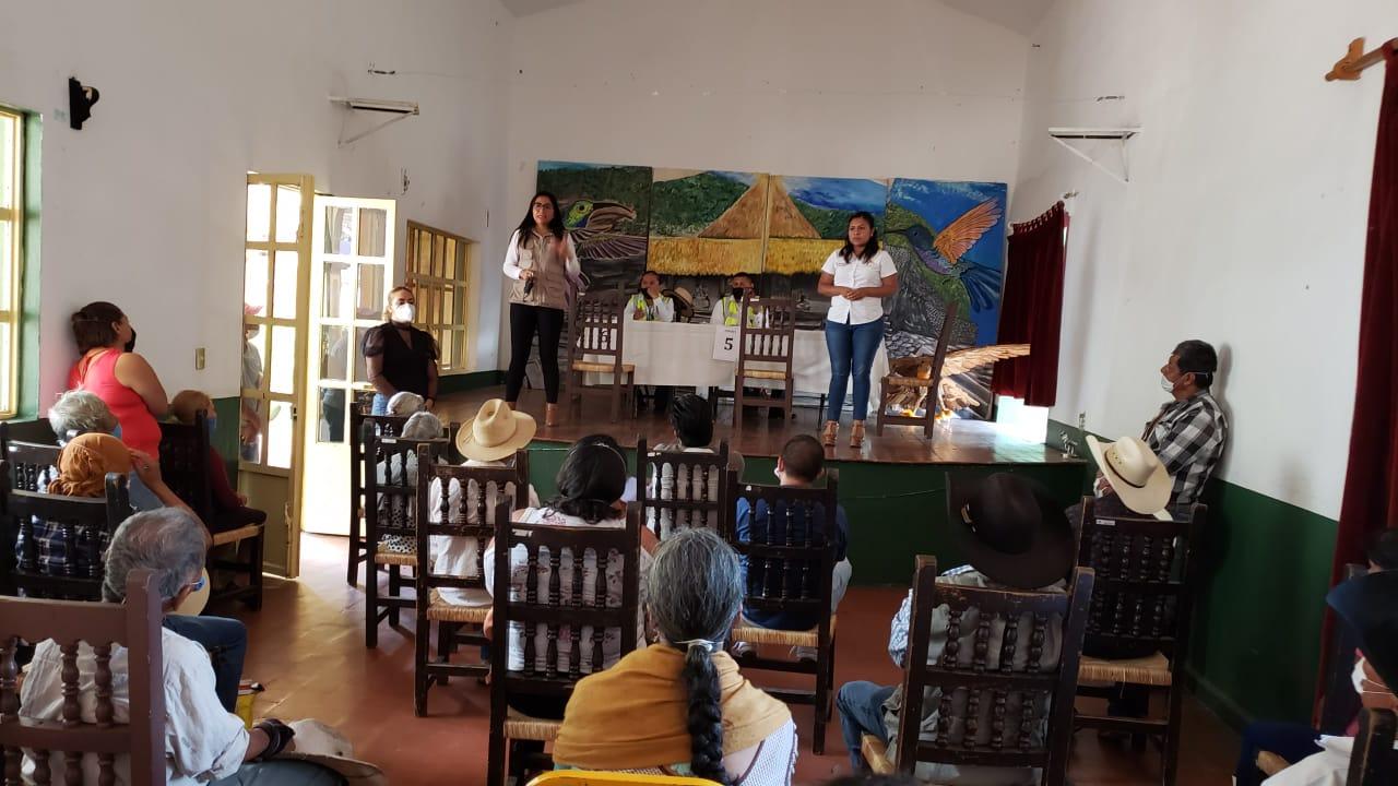 Programa Nacional de Reconstrucción en el Estado de México.