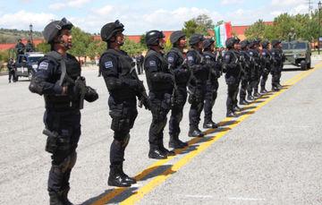 Como parte de las acciones emprendidas por la Secretaría de Seguridad y Protección Ciudadana (SSPC) para fortalecer y ampliar las capacidades del Servicio de Protección Federal (SPF)