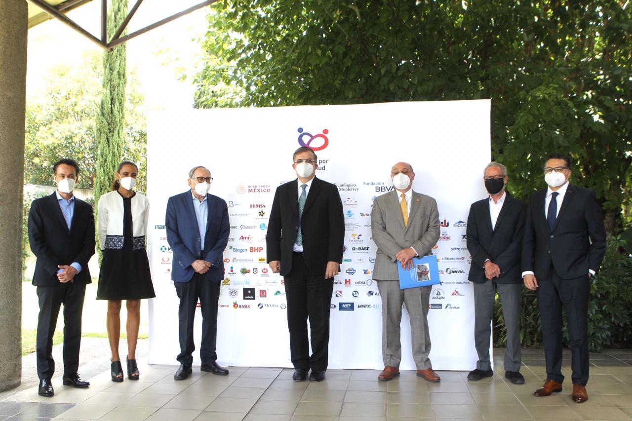 Presenta resultados la iniciativa conjunta para hacer frente común a la pandemia