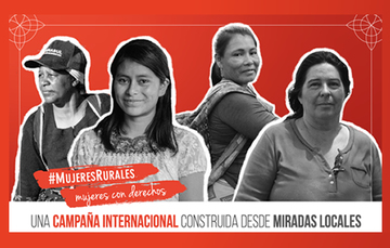 Campaña #MujeresRurales, mujeres con derechos busca empoderar a las mujeres rurales, indígenas y afrodescendientes frente a la pandemia