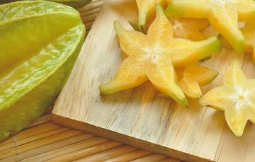 Frutas, verduras y demás frutos de la tierra nos sorprenden con su perfección y simetría.