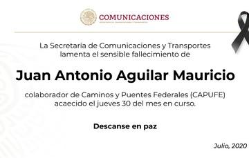 Juan Antonio Aguilar Mauricio