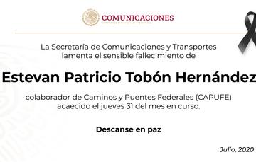 Estevan Patricio Tobón Hernández