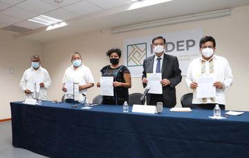 El Gobierno de México entrega 24.9 MDP al municipio indígena de Ayutla de los Libres, para su desarrollo integral.