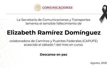 Elizabeth Ramírez Domínguez