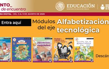 Ofrece el INEA Alfabetización tecnológica