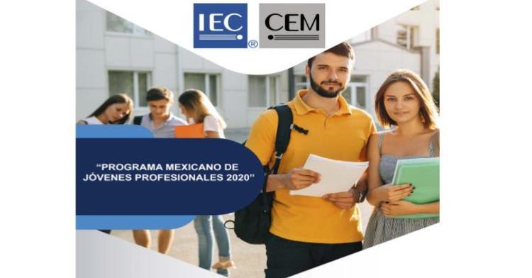 Programa Mexicano de Jóvenes Profesionales 2020