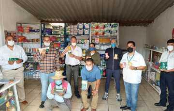 Inaugura SEGALMEX tienda Liconsa-Diconsa para venta de canasta básica
