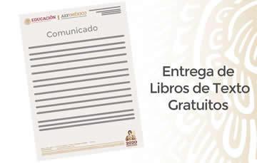 Entrega de Libros de Texto Gratuitos