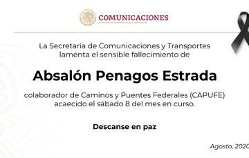 Absalón Penagos Estrada
