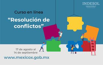 Curso en línea Resolución de conflictos