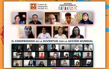 """Foro """"El compromiso de la juventud por la acción mundial""""."""