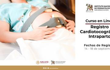 Curso en Línea Registro Cardiotocográfico Intraparto
