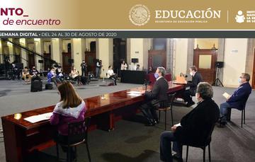 Presenta SEP los componentes de Educación para Adultos