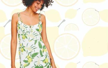 Sandía y Limón, tendencia en moda