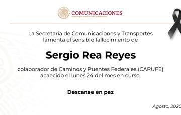 Sergio Rea Reyes