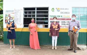 Abren cuarta tienda Diconsa-IEM en Tabasco