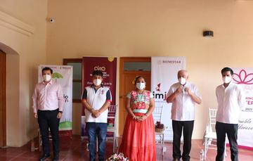 Concluye gira de trabajo entre Imjuve y CIIT
