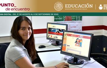 Ofrece INEA primaria y secundaria en línea a jóvenes y adultos
