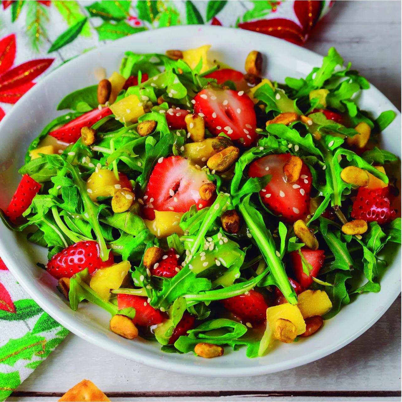 Ideal para dar un toque fresco y delicioso a nuestras comidas