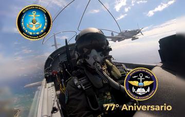 77° Aniversario de la ESCAVNAV