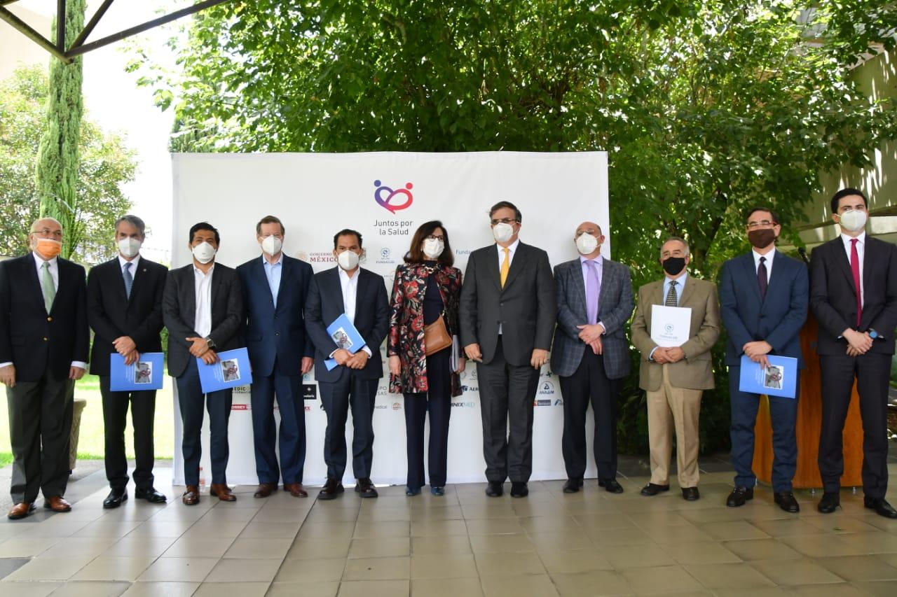 Federación de Rusia formaliza invitación a México para formar parte de la fase III de la vacuna Sputnik V