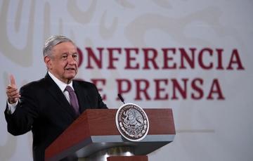 Conferencia de prensa del presidente Andrés Manuel López Obrador del 4 de septiembre de 2020