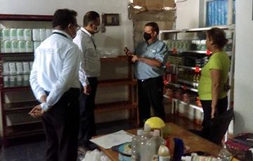 Suman 14 tiendas Liconsa-Diconsa en Chiapas para la venta de la canasta básica