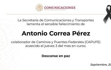 Antonio Correa Pérez