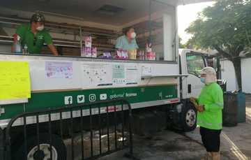 Realiza Liconsa Campeche gran actividad en apoyo de poblaciones y productores vulnerables
