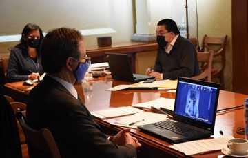 Participan sistemas de televisión y radiodifusión de instituciones públicas de Educación Superior en la transmisión del programa Regreso a Clases. Aprende en Casa II: SEP