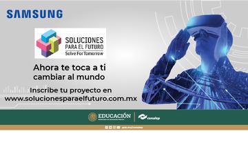 "Convocatoria ""Soluciones para el Futuro/ /Solve for Tomorrow 2020"""