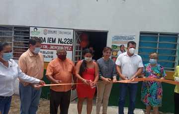 Inauguran IEM Tabasco y Diconsa dos puntos de venta que serán atendidos por mujeres víctimas de violencia