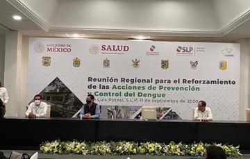 Reunión Regional para el Reforzamiento de las Acciones de Prevención y Control del Dengue.